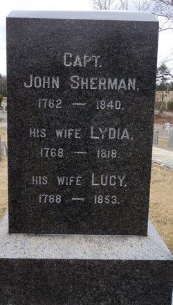 Lydia <i>Doty</i> Sherman