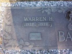 Warren H. Ball