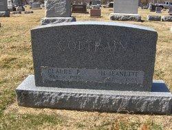 Harriet Jeanette <i>Crowder</i> Coltrain