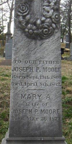 Mary Ann <i>Stethem</i> Moore