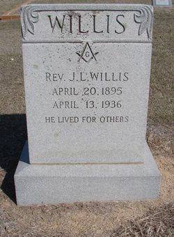 Rev Jesse Loyd Willis