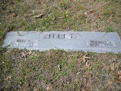 Mary Caroline <i>Atkinson</i> Hill
