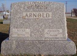 Mrs Rebecca Beckie <i>Zwig</i> Arnold