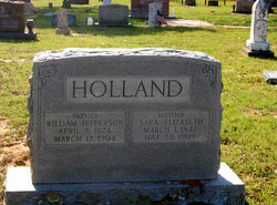 William Jefferson Holland