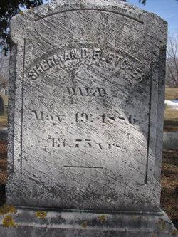 Sherman Dewey Fletcher