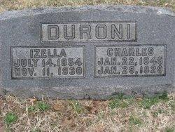 Izella <i>Russell</i> Duroni