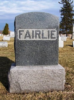 Clara <i>Shannon</i> Fairlie