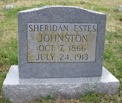 Sheridan Estes Johnston