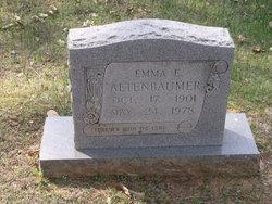 Emma E Altenbaumer