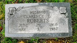 Clarence Ernest Roberts