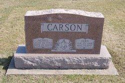 Agnes J. Aggie <i>Cornish</i> Carson