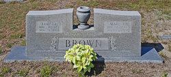Luby J Brown