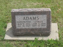 Cyrus Adams