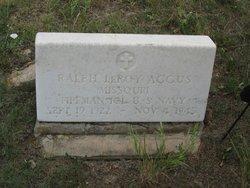 Ralph LeRoy Aggus