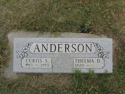 Curtis S. Anderson