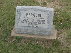 Bertha Bergem
