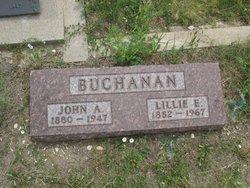 John Aaron Jack Buchanan