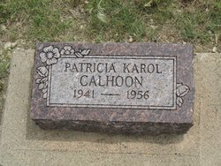 Patricia Karol Calhoon