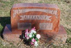Ernest O. Alexander