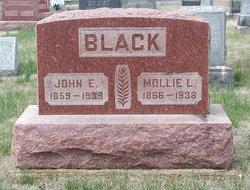 Mary L. Mollie <i>Polk</i> Black