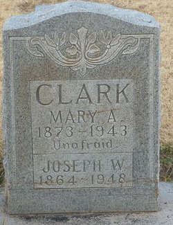 Mary Adeline <i>Noble</i> Clark