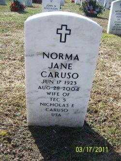 Norma Jane Caruso