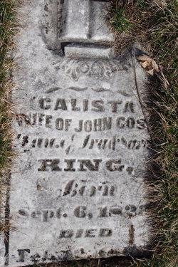 Calista <i>Ring</i> Coss