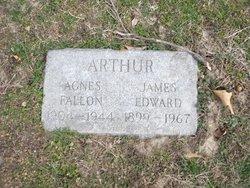 Delia Agnes Aggie <i>Fallon</i> Arthur