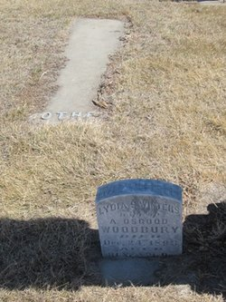 Lydia S. <i>Winters</i> Woodbury