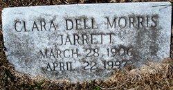 Clara Dell <i>Morris</i> Jarrett