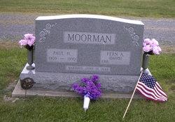 Paul H Moorman