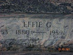 Effie Grace <i>Cox</i> Rollings