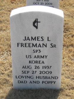 James Leon Freeman, Sr