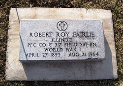 Robert Roy Fairlie