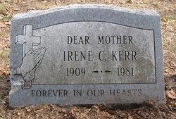 Irene Cecelia <i>Massy</i> Kerr