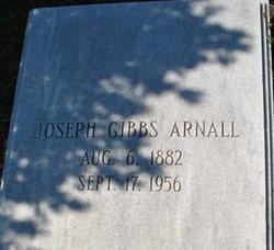 Dr Joseph Gibbs Arnall