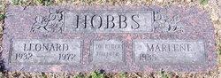 Leonard Hobbs