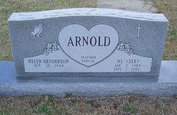 Helen <i>Henderson</i> Arnold