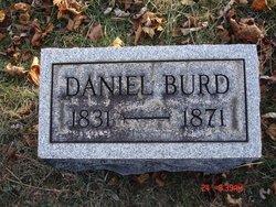 Daniel B. <i>Bird</i> Burd