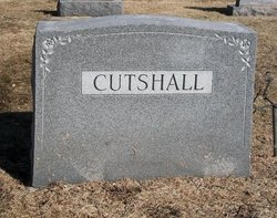 Effie Luna <i>Cutshall</i> Davidson