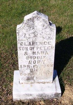 Clarence Biddix