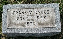 Pvt Frank V. Dague