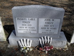 Pasquil LaRue Finley