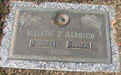 Melvin P. Aldrich