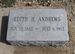 Edith Hester <i>Collins</i> Andrews