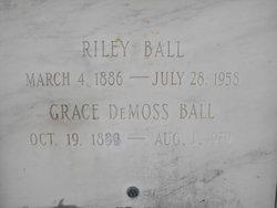 Oda Grace <i>DeMoss</i> Ball
