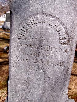 Prissilla Eliza <i>Howes</i> Dixon