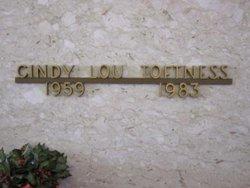 Cindy Lou <i>Vail</i> Toftness
