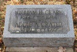 Addie A <i>Crater</i> Clark