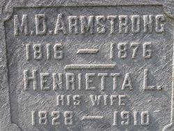 Henrietta <i>Lyons</i> Armstrong